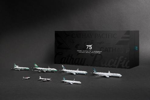 Cathay Pacific, da 75 anni unisce luoghi, persone e culture