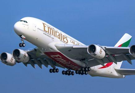 mirates riporta l'A380 in Italia e rafforza il suo network