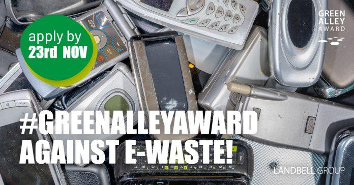 Landbell Group e ERP Italia: aperte le iscrizioni al Green Alley Award
