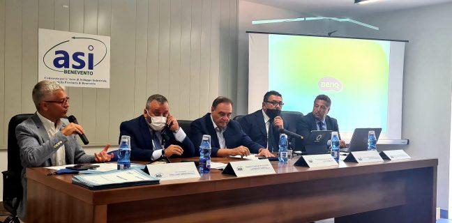 Pmi: firmato l'accordo tra l'ASI di Benevento e il Gruppo Innovaway