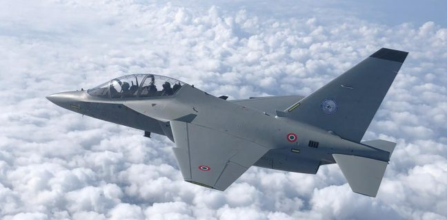 International flight training school: anche i piloti tedeschi scelgono di addestrarsi in Italia con Aeronautica e Leonardo
