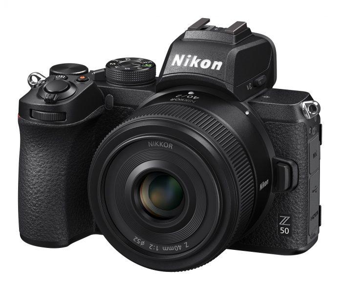 Nikon presenta il NIKKOR Z 40mm,