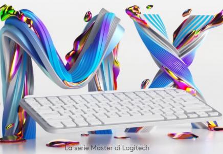 Logitech MX Keys Mini la nuova tastiera wireless minimal che massimizza il potere creativo