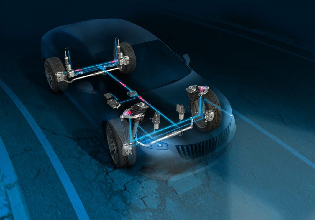 ZF, componenti intelligenti per lo chassis per il futuro digitale della mobilità
