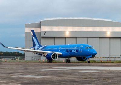 Breeze Airways ha rivelato la sua nuova livrea dell'A220-300
