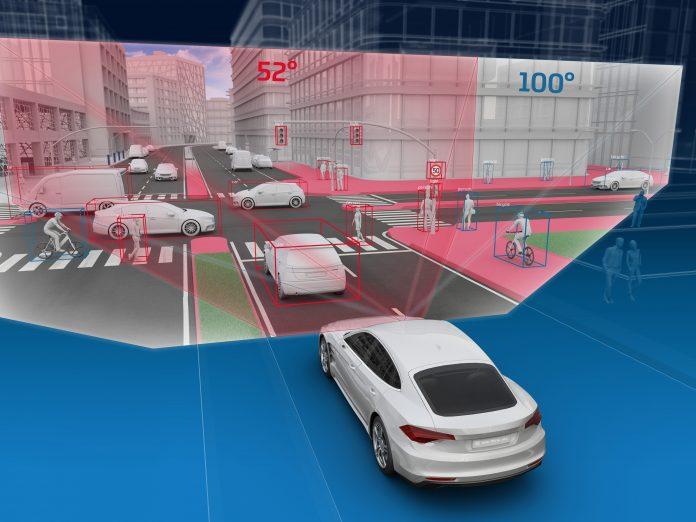ZF - Radar a Medio Raggio per sicurezza e assistenza alla guida