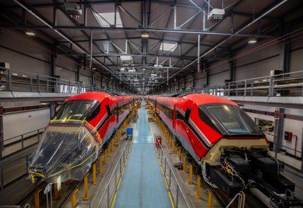 Hitachi Rail contratto da 737 milioni per la manutenzione degli ETR 1000 in Spagna