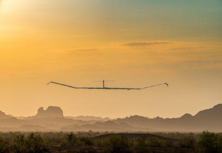 Zephyr Solar High Altitude Platform System di Airbus ha raggiunto nuove vette