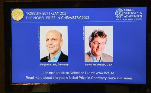 Benjamin List e a David W.C. MacMillan nobel chimica