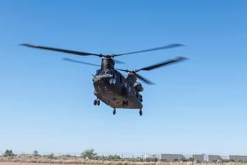 Boeing sigla il primo contratto di produzione per il Chinook CH-47F Block II