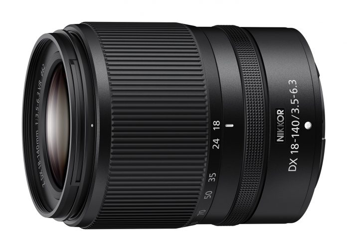 Nikon presenta il nuovo obiettivo NIKKOR Z DX 18-140mm