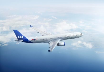 Scandinavian Airlines si unisce alla piattaforma di dati Skywise di Airbus