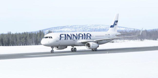 Finnair ha selezionato i servizi FHS (Flight Hour Services) di Airbus per supportare la sua intera flotta della Famiglia A320