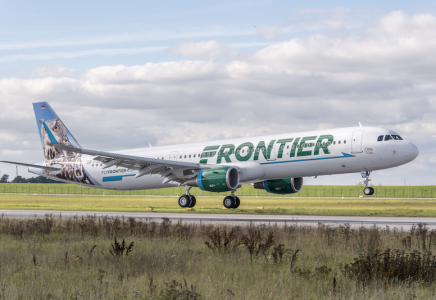 Frontier Airlines sceglie Skywise Health Monitoring